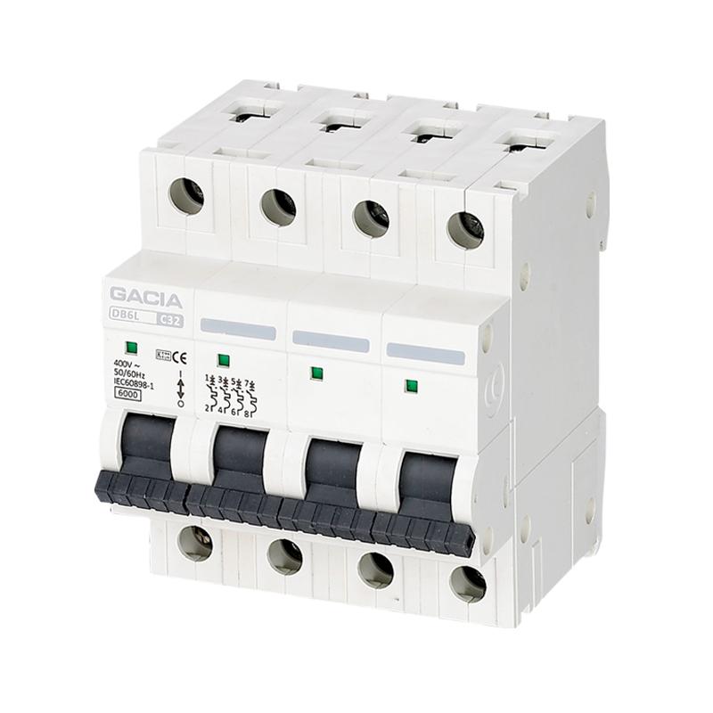 Db6l terminal electric