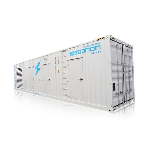 Container type generator set_2