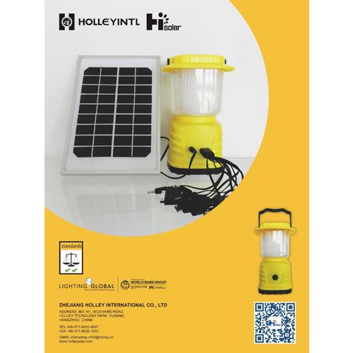 Solar lantern ip-64