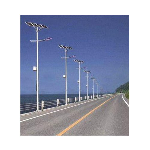 8m 60w led solar street light system
