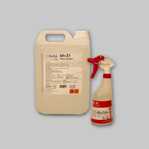 Bh - 31 oven cleaner