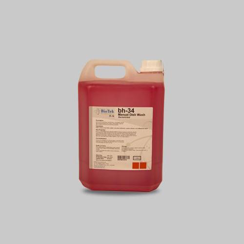 Bh - 34 manual dish wash - bactericidal