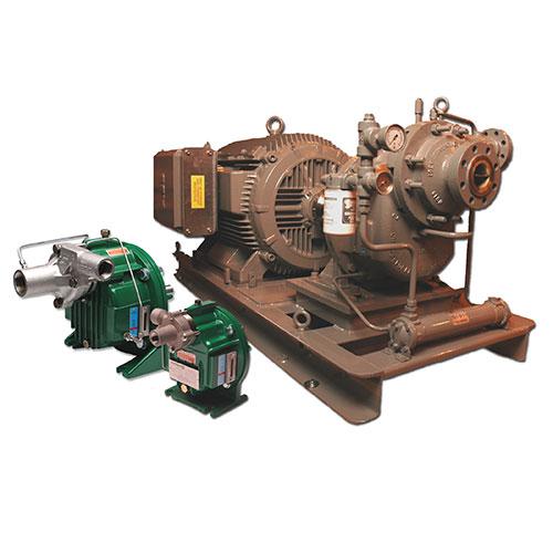 Sunflo (non-api, integrally geared pumps)