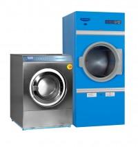 Lm series washing machine + es series tumble dryers