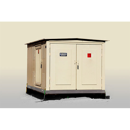 Pre fabricated package substation (250kva – 2mva)