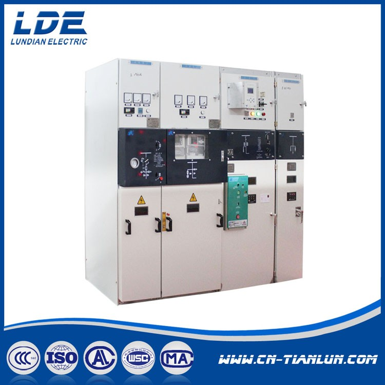 GTXGN -12 (12kV) High Voltage Solid-insulated Switchgear_2