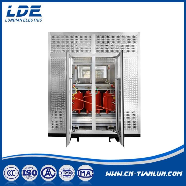 20KV Class SC(B)10 Series Epoxy Resin Cast Dry-type Transformer_2