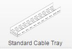 Standard cable tray