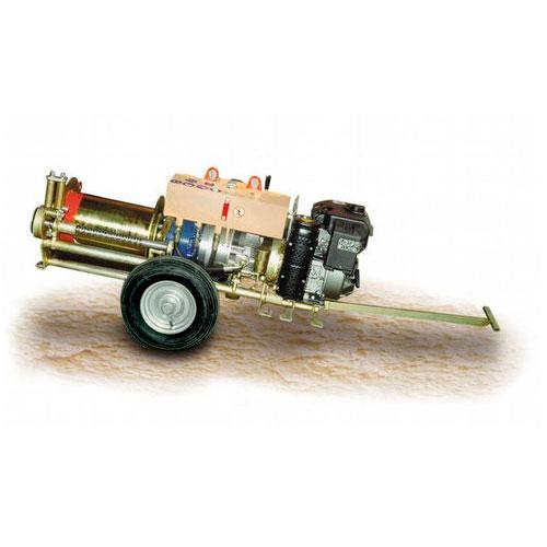 Hydraulic winch amb101