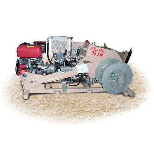 Hydraulic winch amb206 - amb207