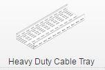 Heavy duty cable tray