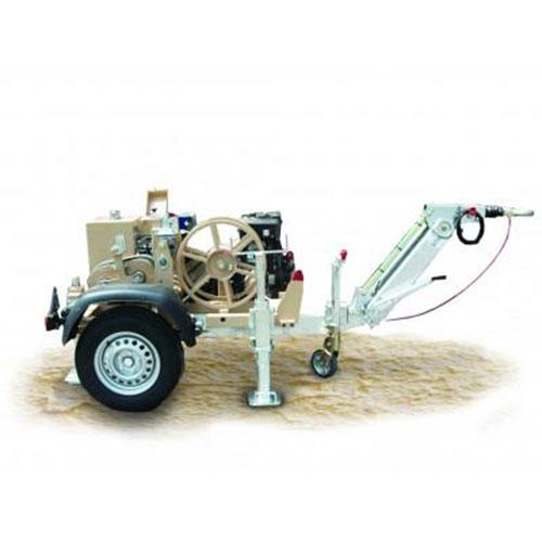 Hydraulic puller ars200