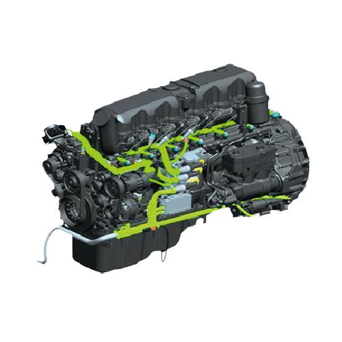 Engine harnesses