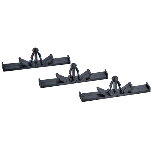 Cable harness clip