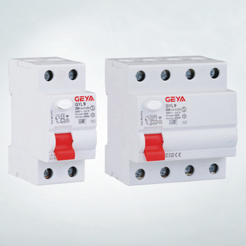 Residual Current Devices GYL9 SERIES_2