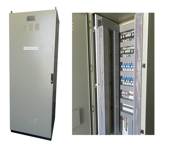 DISTRIBUTION MANAGEMENT SYSTEM (DMS) INTERFACE PANEL_2