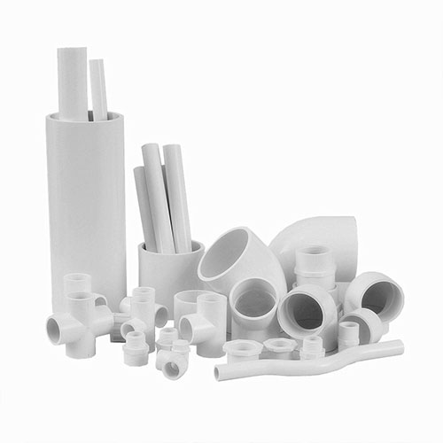 Pvc-u pipe and pipe fitting for building drainage