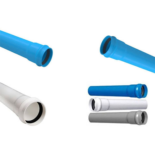 U-pvc electrical conduit and fitting for building insulation