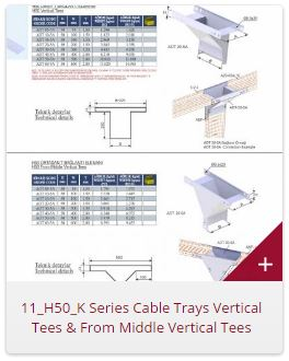 1_H50 M Series Cable Ladder and Accessories_2