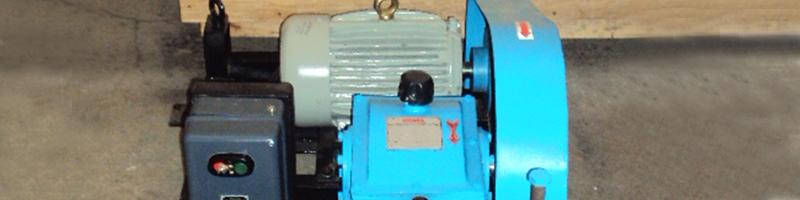 Triplex plunger pump - t-500