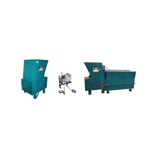 Chute compactors  usa - 400c5