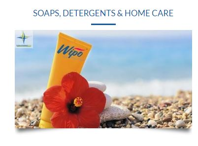 Soaps, detergents & home care