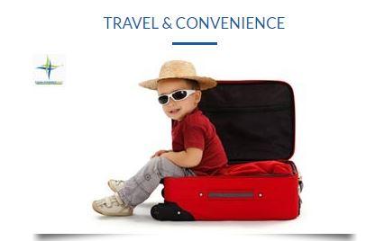 Travel & convenience
