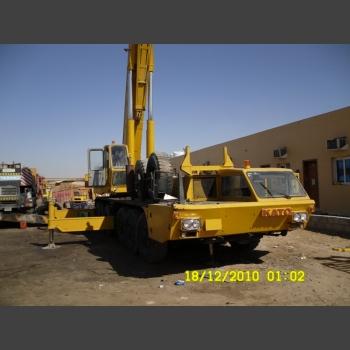 Kato crane 100 ton