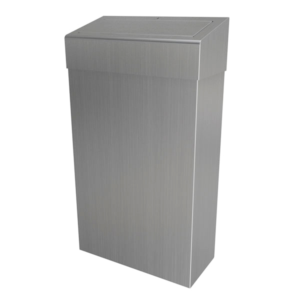 30 litre waste bin (with lid)