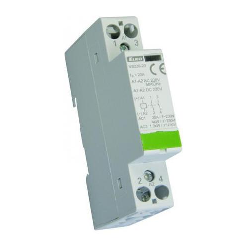 Installation contactors vs220