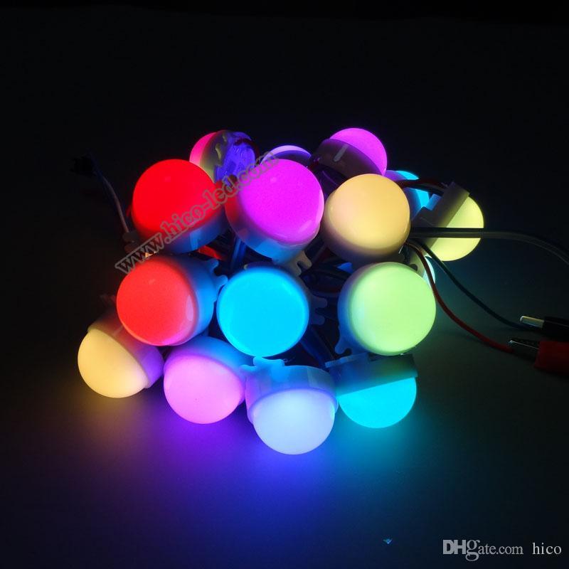 Led pixel contour lights (dl0324
