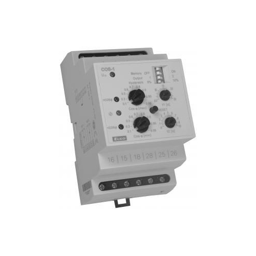 Power factor monitoring relay COS-1_2