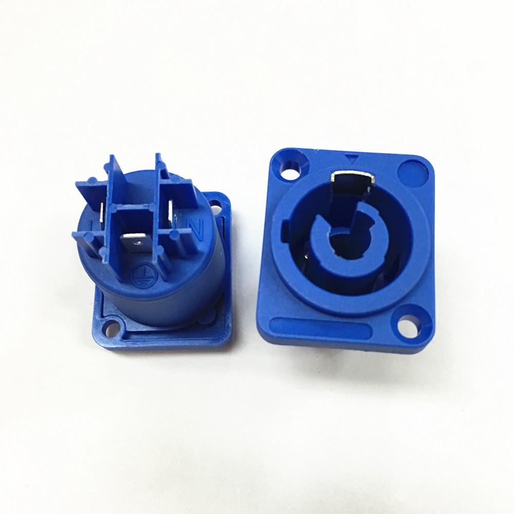 Neutrik PowerCON Mains Output 3 Pin 20A Chassis NAC3MPB-1_2
