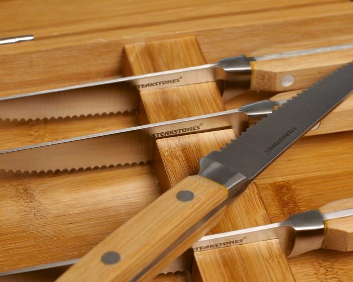 ( steakstones) steak knife