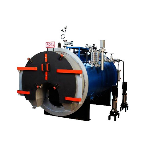 Rwb - waste heat recovery steam boiler