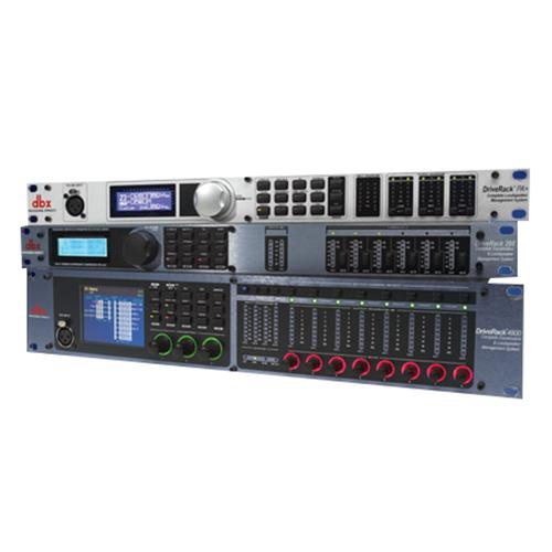 Dsp / audio distribution