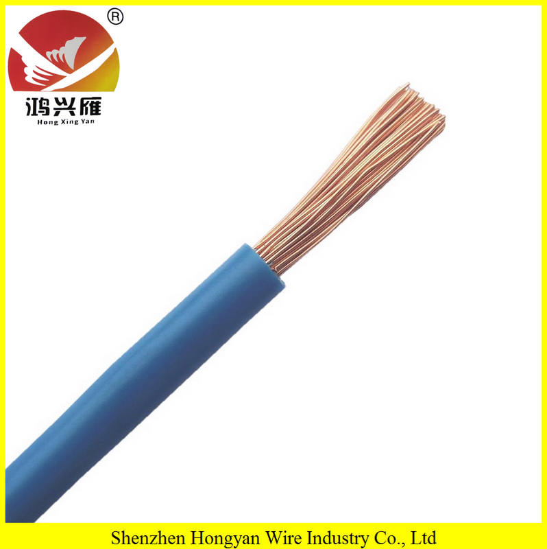 450 750V Single-core PVC Insulated Electric Cable(RV, General Purposes)_2