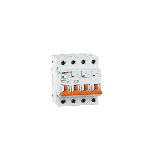 ALB6K Series Miniature Circuit Breaker 4P_2