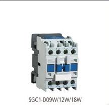 SGC1-D Series AC Contactor D09W/12W/18W_2