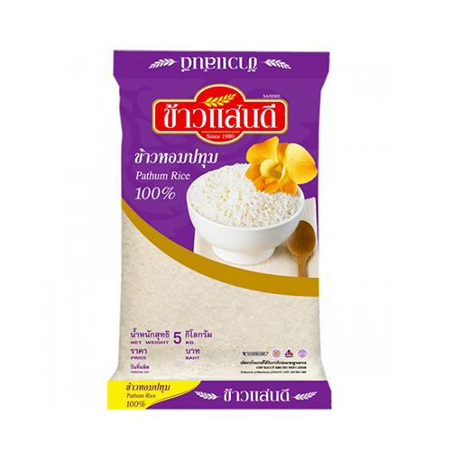 Pathum rice 100%