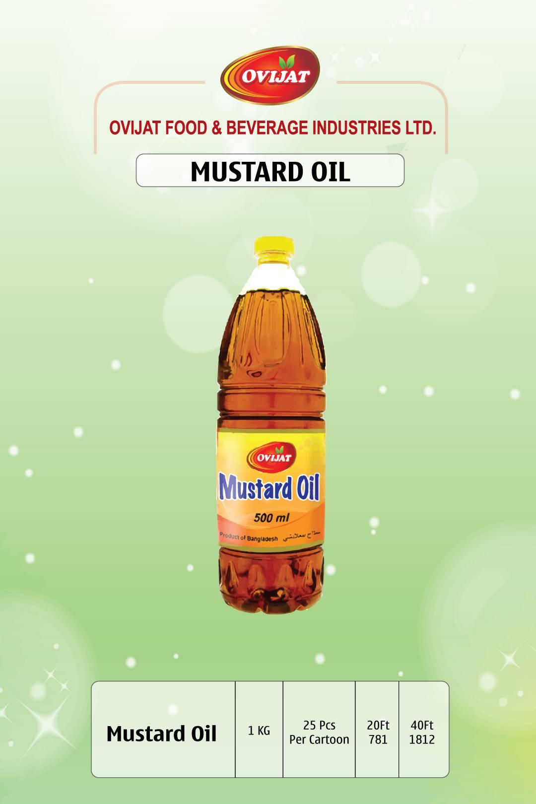 Ovijat mustard oil