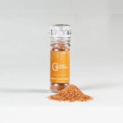 Gourmet goodness cinnamon magic