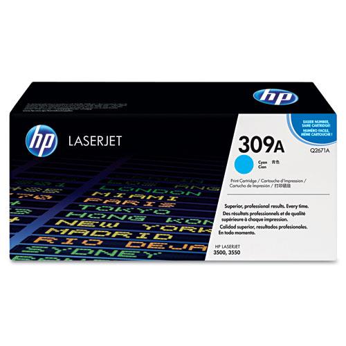 HP Q2671A CYAN (3500/3550/3700) 309A_2
