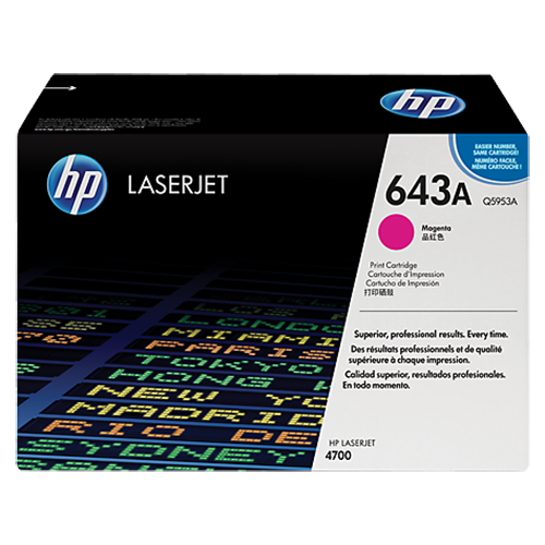 HP Q5953A MAGENTA (CLJ4700) 643A_2