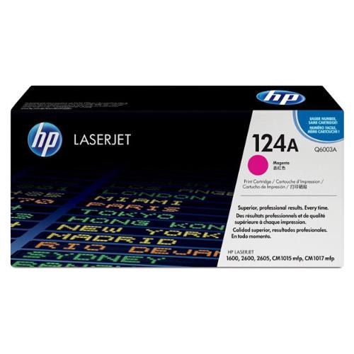 HP Q6003A MAGENTA (CLJ1600/2600N) 124A_2