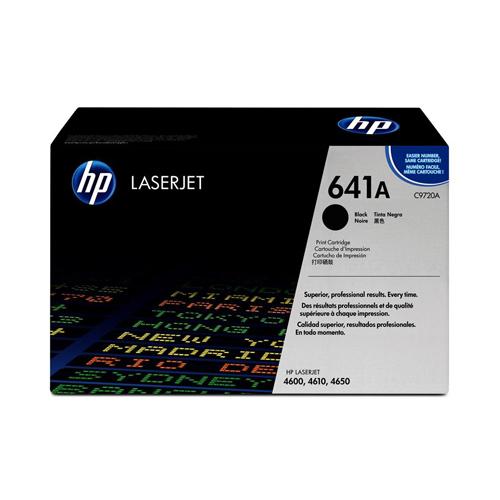 HP C9720A BLACK (4600/4650) 641A_2