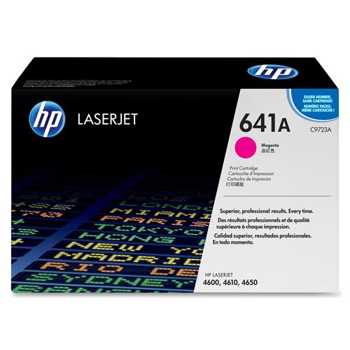 HP C9723A MAGENTA (4600/4650) 641A_2