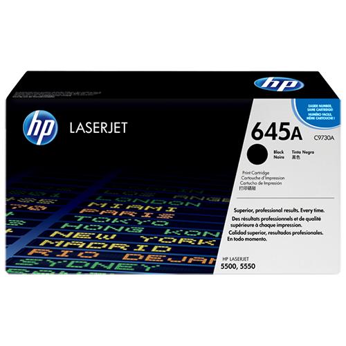 HP C9730A BLACK (5500/5550) 645A_2