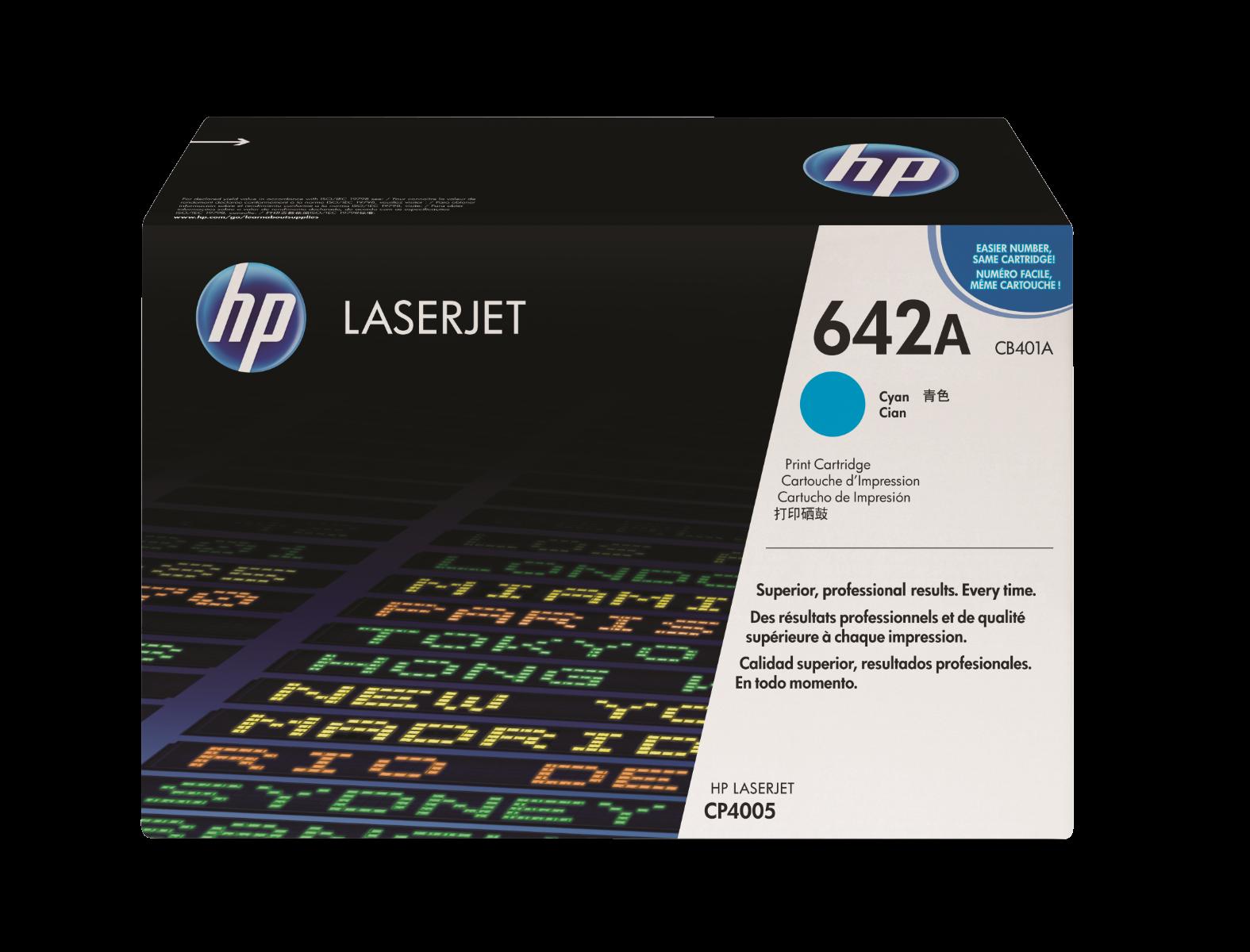 HP CB401A CYAN (LJ C4005) 642A_2