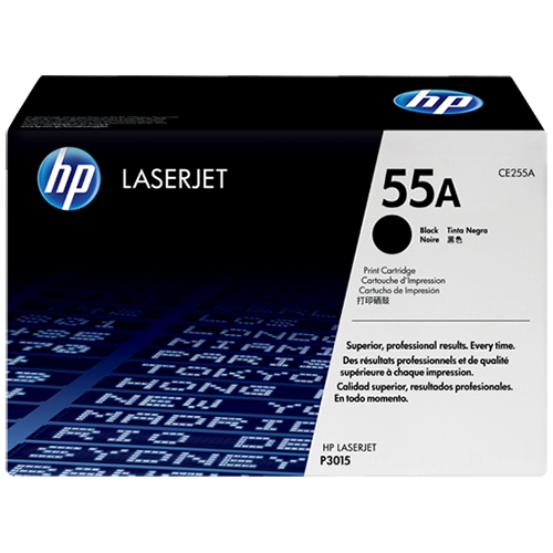 HP CE255A BLACK (P3010/P3015) 55A_2